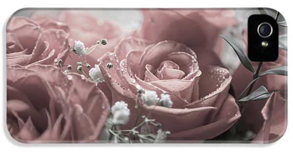 Breathe iPhone 5 Case - Softness Of Love by Betsy Knapp