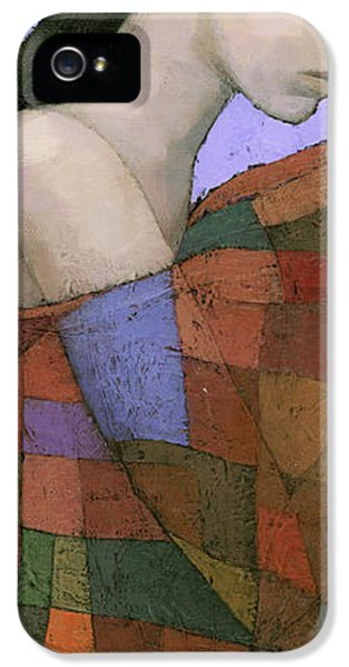 Solace Detail IPhone 5 Case by Steve Mitchell