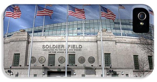 Soldier Field IPhone 5 Case