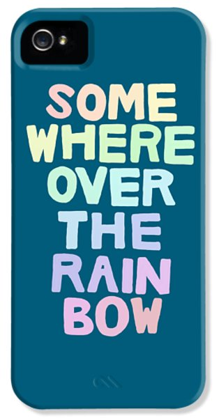 Somewhere Over The Rainbow IPhone 5 Case