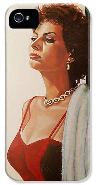Sophia Loren  IPhone 5 Case