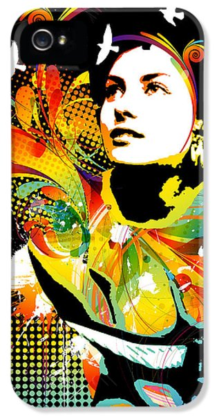 Soul Explosion II IPhone 5 / 5s Case by Chris Andruskiewicz