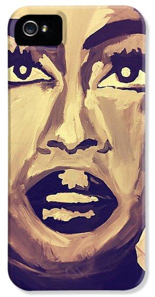 Soul Sister  IPhone 5 Case by Miriam Moran