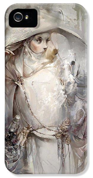 Soul IPhone 5 Case by Te Hu