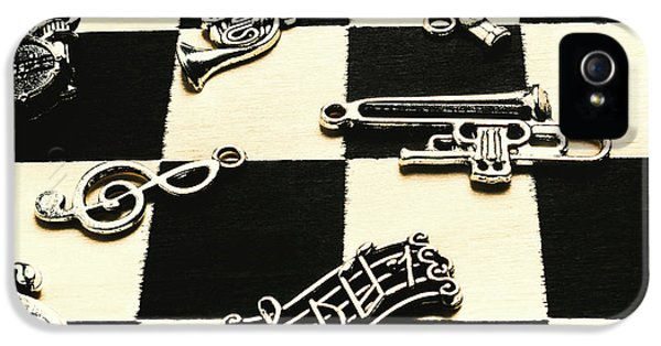 Trumpet iPhone 5 Case - Sound Cheque by Jorgo Photography - Wall Art Gallery