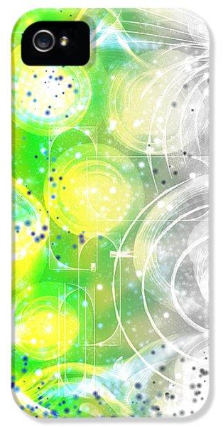 iPhone 5 Case - Spirit Of Nature I by Orphelia Aristal