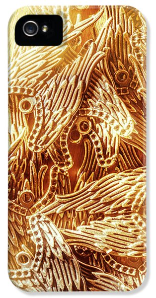IPhone 5 Case featuring the photograph Spiritual Entanglement by Jorgo Photography - Wall Art Gallery