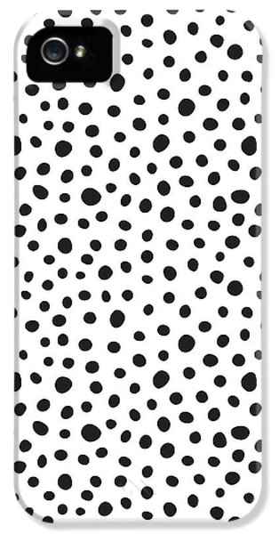 Spots IPhone 5 Case by Rachel Follett