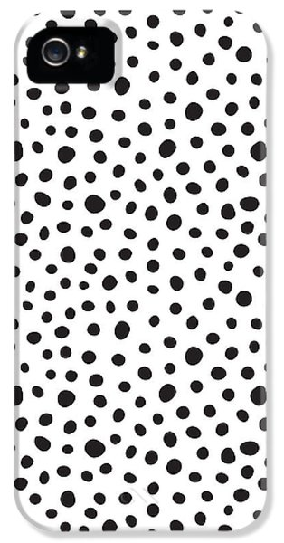 Animals iPhone 5 Case - Spots by Rachel Follett