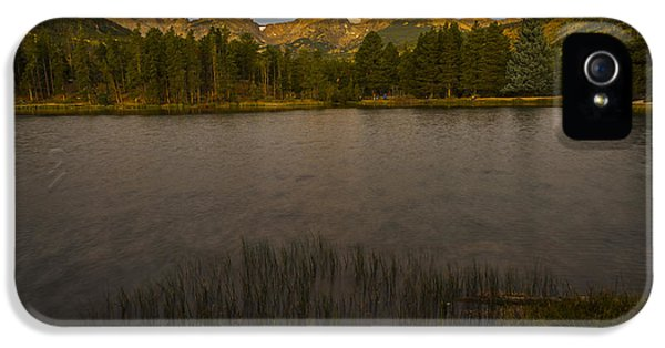 Sprague Lake IPhone 5 Case by Gary Lengyel