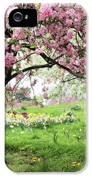 IPhone 5 Case featuring the photograph Spring Fever by Jessica Jenney