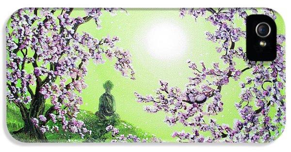 Spring Morning Meditation IPhone 5 Case