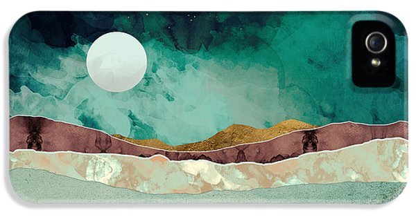 Landscapes iPhone 5 Case - Spring Night by Katherine Smit