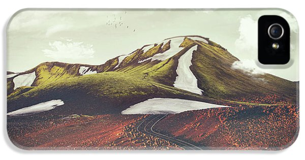 Landscapes iPhone 5 Case - Spring Thaw by Katherine Smit