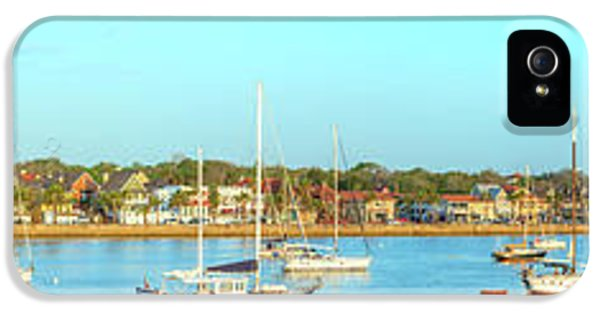 St Augustine Panorama IPhone 5 Case