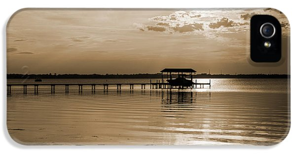 IPhone 5 Case featuring the photograph St. Johns River by Anthony Baatz