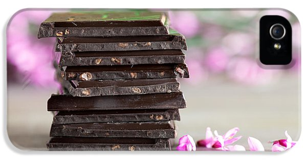 Stack Of Chocolate IPhone 5 Case by Nailia Schwarz