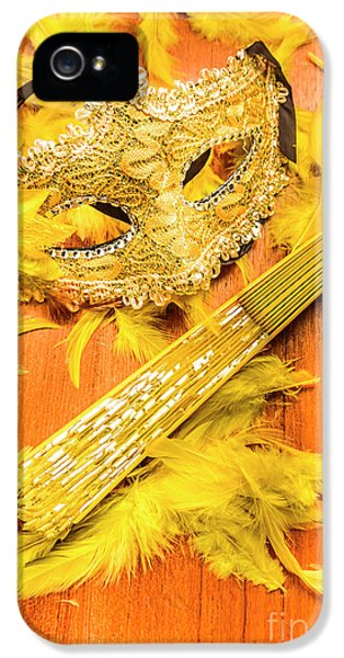 Stage And Dance Still Life IPhone 5 Case by Jorgo Photography - Wall Art Gallery