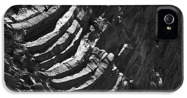 Stairs Of Time IPhone 5 Case by Yulia Kazansky