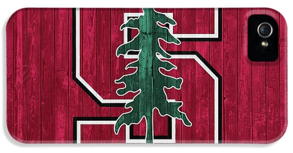 Stanford Barn Door IPhone 5 Case by Dan Sproul