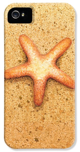 Star Fish IPhone 5 Case