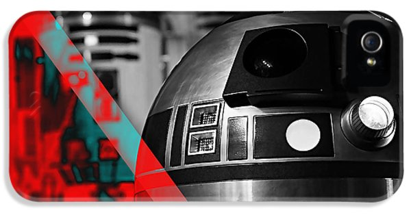 Star Wars R2-d2 Collection IPhone 5 Case