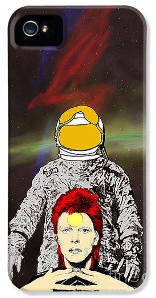 Starman Bowie IPhone 5 Case