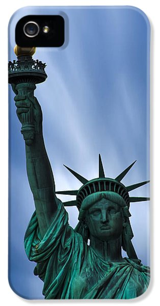 Statue Of Liberty IPhone 5 Case by Martin Newman