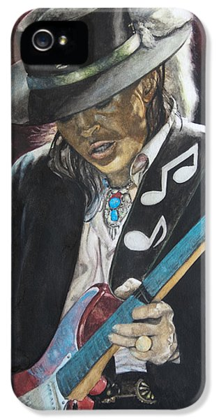 Stevie Ray Vaughan  IPhone 5 Case