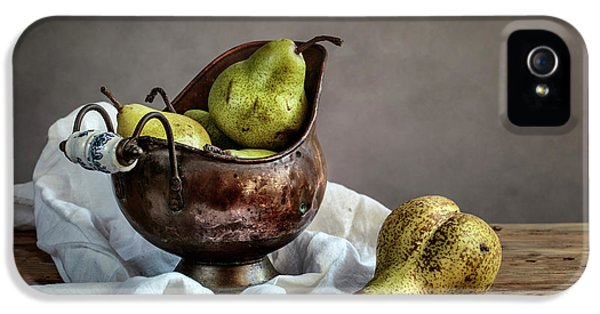 Still-life With Pears IPhone 5 Case