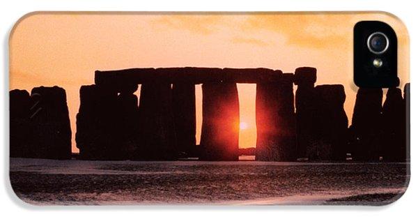 Stonehenge Winter Solstice IPhone 5 Case