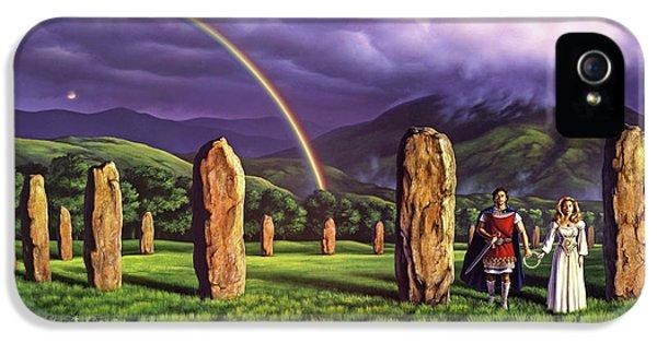 Stones Of Years IPhone 5 Case