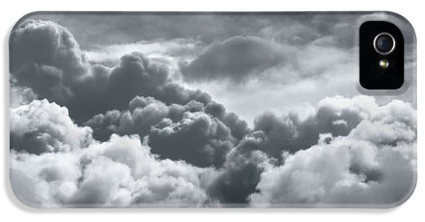 Storm Clouds Over Sheboygan IPhone 5 Case