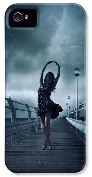 Stormdance IPhone 5 Case by Cambion Art