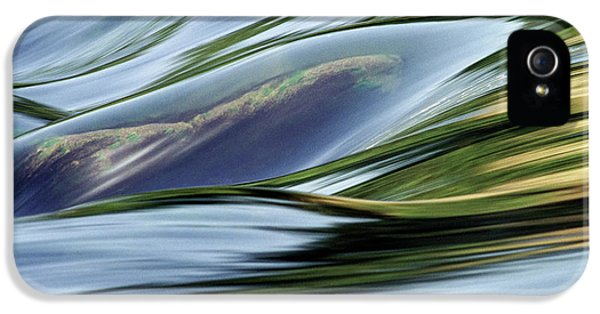 IPhone 5 Case featuring the photograph Stream 3 by Dubi Roman