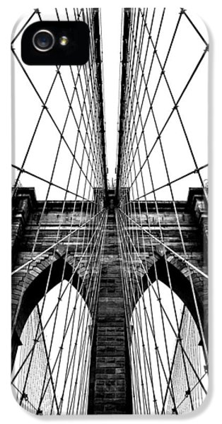 Strong Perspective IPhone 5 Case by Az Jackson