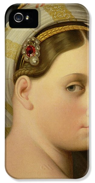 Study For An Odalisque IPhone 5 Case