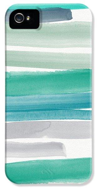 Beach iPhone 5 Case - Summer Sky by Linda Woods