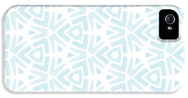 Summer Splash- Pattern Art By Linda Woods IPhone 5 Case by Linda Woods