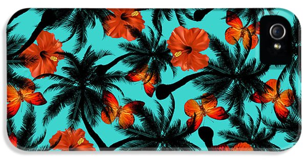 Summer Time  IPhone 5 Case by Mark Ashkenazi
