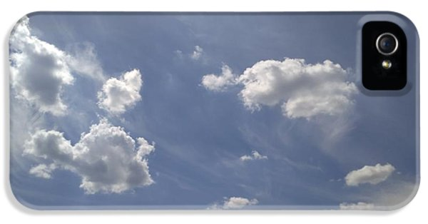 Sunny iPhone 5 Case - Summertime Sky Expanse by Arletta Cwalina