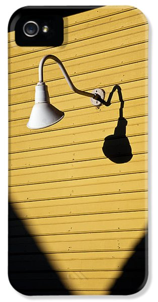 Sun Lamp IPhone 5 Case by Dave Bowman
