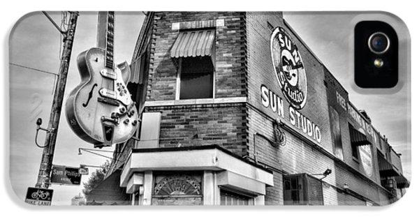 Sun Studio - Memphis #2 IPhone 5 / 5s Case by Stephen Stookey