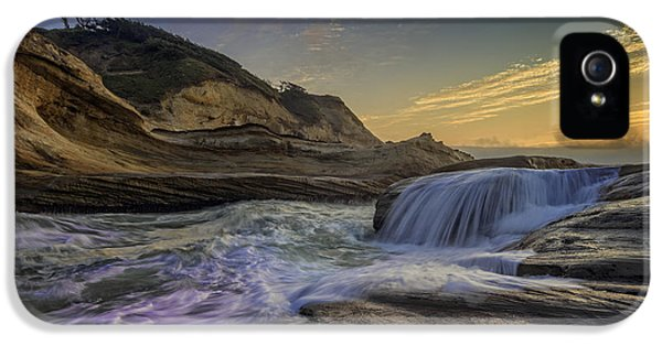 Oregon State iPhone 5 Case - Sunset At Cape Kiwanda by Rick Berk