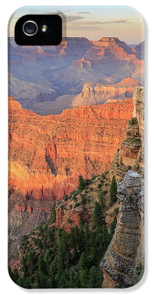 Sunset At Mather Point IPhone 5 Case