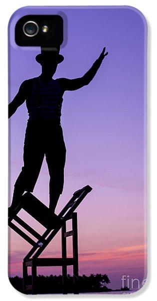 Balancing Act IPhone 5 Case by Juli Scalzi