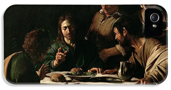 Supper At Emmaus IPhone 5 Case