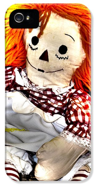 Surreal Raggedy Ann IPhone 5 Case by Floyd Snyder