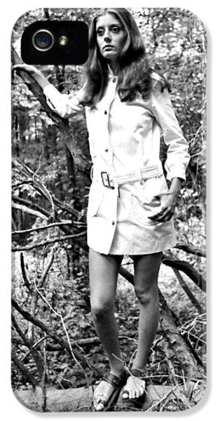 Susan Sarandon 1968 IPhone 5 Case