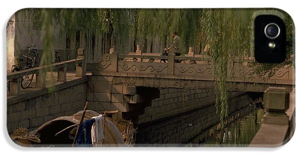 Suzhou Canals IPhone 5 Case